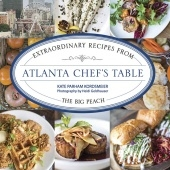 Atlanta Chefs Table Cookbook