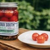 doux south drunken tomatoes