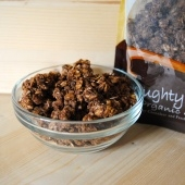 Naughty But Nice Organic Granola