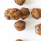 know better bread grain-free chocolate chip muffins