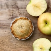 mini apple pie (gf)