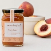 serenbe foods peach butter