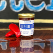 buttermilk kitchen's red pepper jelly