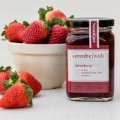 serenbe foods strawberry preserves