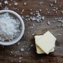 Sea Salt Banner Butter
