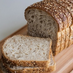 H&F sliced multigrain loaf