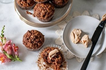 Maple-Zucchini Muffin Recipe