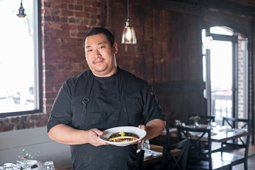 Inside the Mind of Spring's Chef Brian So