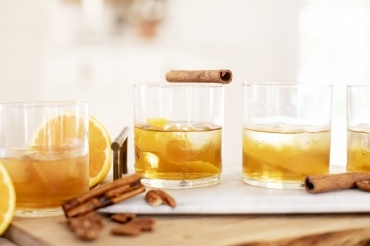 ASW's Pecan Old Fashioned