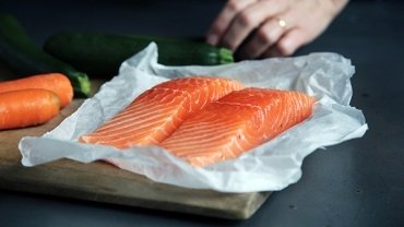 Fresh Atlantic Salmon: Meet Blue Circle