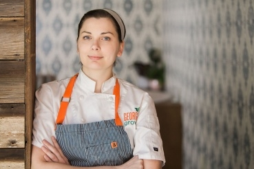 Meet Chef Savannah Sasser of Hampton + Hudson