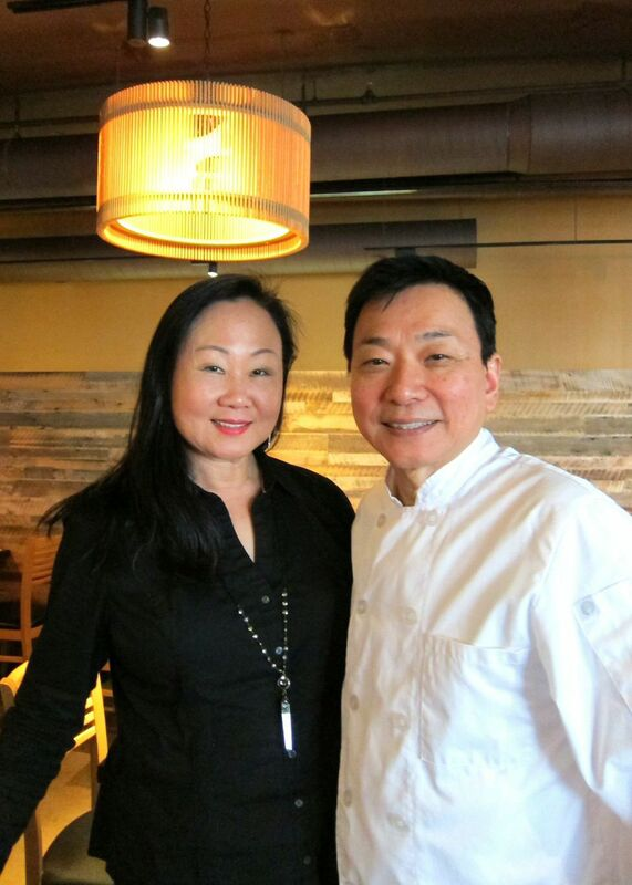 Meet Chef Lin Sun of Cafe Sunflower