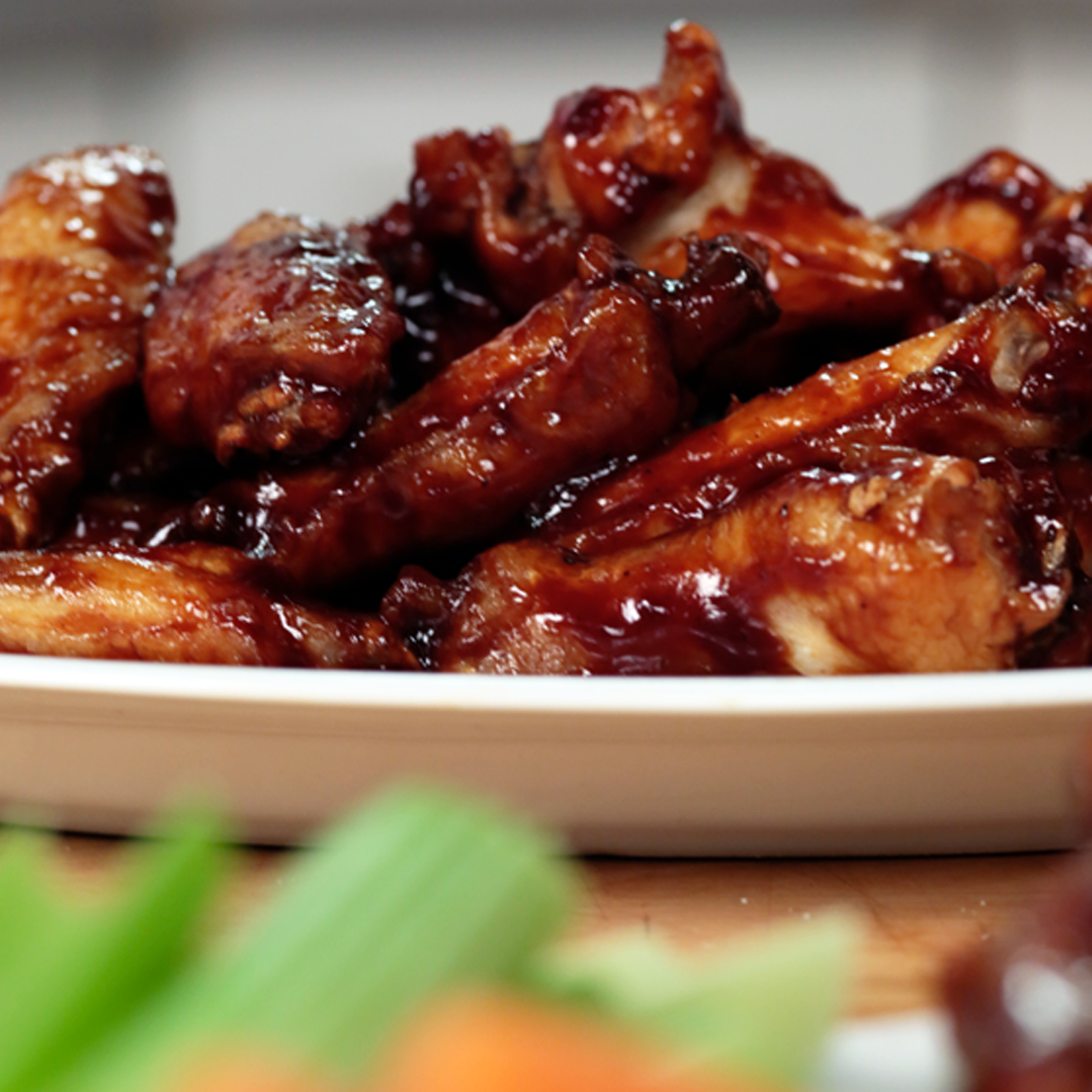 Superbowl sunday baked southern sourghum chicken wings recipe superbowl sunday baked southern sourghum chicken wings recipe forumfinder Images