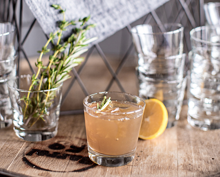 ASW Distillery's Earl of Bourbon Cocktail Recipe
