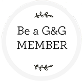 be a garnish and gather member