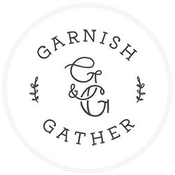 garnish and gather logo